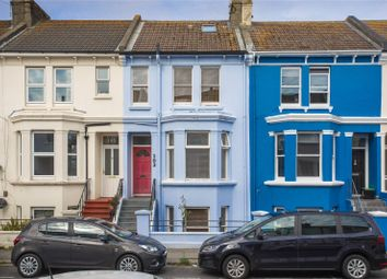 Thumbnail 5 bed terraced house for sale in Goldstone Road, Hove