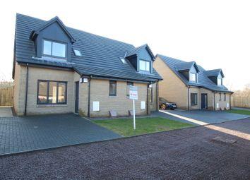 3 bed semi-detached house for sale in Plot 2, Westend Lane, Kirkmuirhill, Lanark ML11