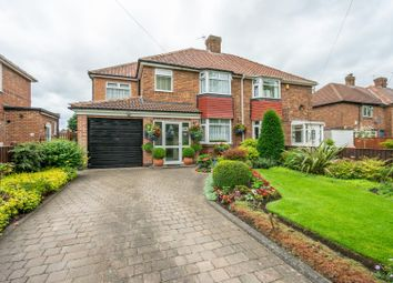 Thumbnail 4 bed semi-detached house for sale in Askham Lane, Acomb, York