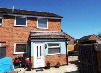 Thumbnail 1 bed semi-detached house for sale in Great Cornard, Sudbury, Suffolk