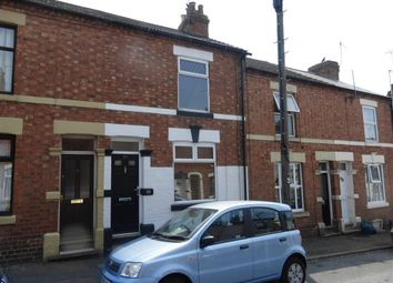 Thumbnail 3 bedroom terraced house to rent in Baker Street, Northampton