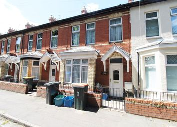 Thumbnail 5 bed terraced house for sale in Morris Street, Newport
