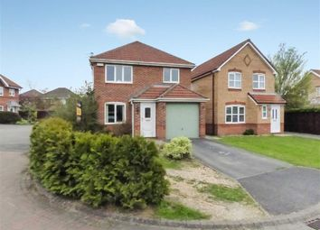 Thumbnail 3 bed detached house for sale in Millbrook Close, Winsford, Cheshire
