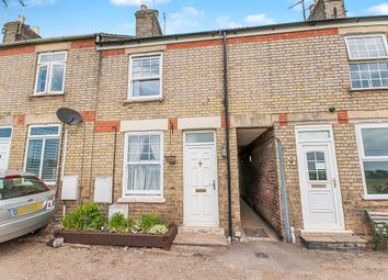 Thumbnail 2 bed terraced house for sale in Field Terrace, Farcet, Peterborough