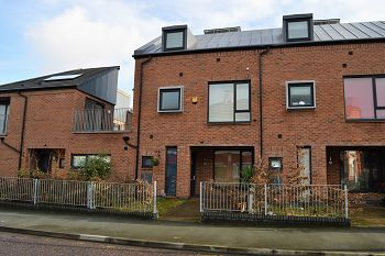 Thumbnail 4 bed town house to rent in Borough Road, Birkenhead, Wirral