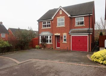 Thumbnail 4 bed detached house for sale in Harby Close, Birmingham