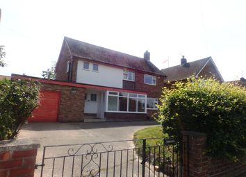 Thumbnail 3 bed detached house for sale in Higher Bebington Road, Bebington, Wirral
