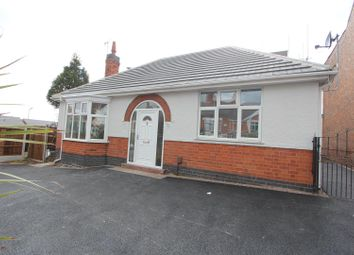Thumbnail 2 bed detached bungalow for sale in Hinckley Road, Earl Shilton, Leicester