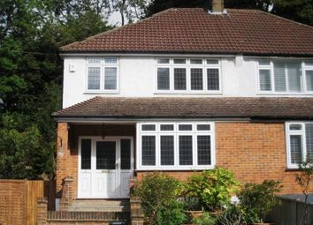 Thumbnail 3 bed semi-detached house to rent in Mead Way, Old Coulsdon, Coulsdon