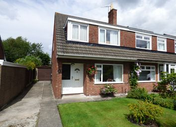 Thumbnail 3 bed semi-detached house for sale in Warwick Drive, Hazel Grove, Stockport