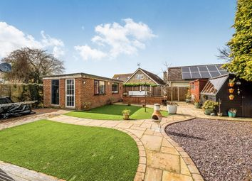 Thumbnail 3 bed detached bungalow for sale in Buckenham Road, Lingwood, Norwich