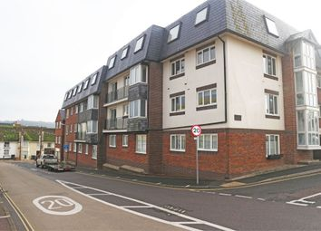 Thumbnail 2 bed flat for sale in Beer Road, Seaton, Devon
