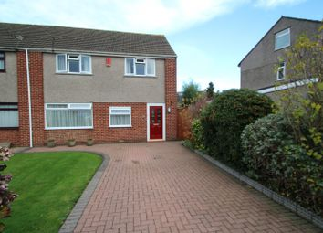 Thumbnail 4 bedroom property for sale in Bibury Crescent, Hanham, Bristol