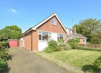 Thumbnail 3 bed bungalow for sale in Aylestone Hill, Hereford