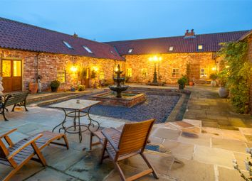 Thumbnail 6 bed detached house for sale in Barlow Common Road, Barlow, Selby, North Yorkshire