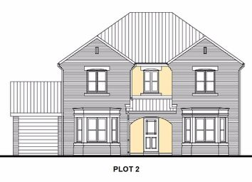 Thumbnail 4 bed detached house for sale in Plot 2 Buffs Lane, Heswall, Wirral