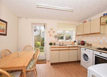 Thumbnail 2 bedroom semi-detached house for sale in Marlowe Road, Larkfield, Aylesford, Kent