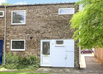 Thumbnail 3 bedroom terraced house for sale in Odecroft, Ravensthorpe, Peterborough