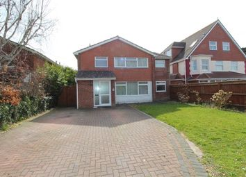 Thumbnail 4 bed detached house for sale in Barton Court Road, New Milton, Hampshire