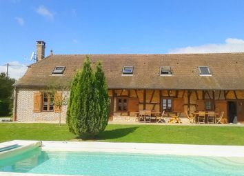 Thumbnail 3 bed farmhouse for sale in Saint-Martin-En-Bresse, Bourgogne, 71620, France
