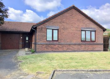 Thumbnail 3 bed bungalow for sale in Grasmere Close, Priorslee