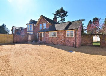 Thumbnail 4 bedroom detached house for sale in Silverdale, Station Road, Admaston, Telford