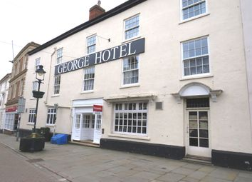 Thumbnail 3 bedroom flat for sale in High Street, Melton Mowbray