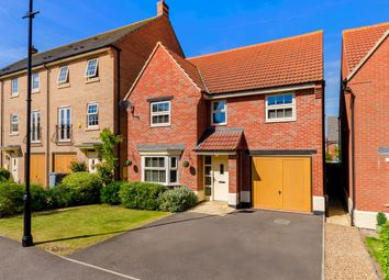 Thumbnail 4 bed detached house for sale in Watt Avenue, Colsterworth, Grantham