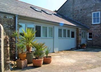 Thumbnail 1 bed barn conversion for sale in Trezelah, Gulval, Penzance.