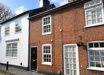 Thumbnail 1 bed cottage to rent in Queen Street, St.Albans