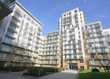 Thumbnail 1 bed flat for sale in Kara Court, Caspian Wharf, London
