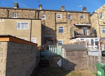 Thumbnail 2 bed terraced house to rent in Overthorpe Road, Thornhill, Dewsbury
