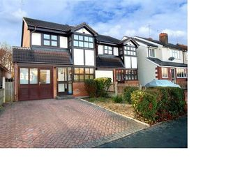 Thumbnail 4 bed detached house to rent in Swan Street, Stourbridge