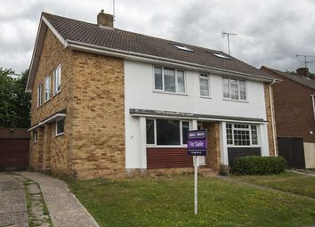 Thumbnail 3 bedroom semi-detached house for sale in Lakeside, Reading