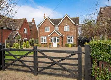 Thumbnail 4 bed detached house for sale in Glen Moore House, Rectory Road, Steppingley