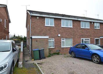 Thumbnail 2 bed flat to rent in Warren Close, Sandwell, Tipton