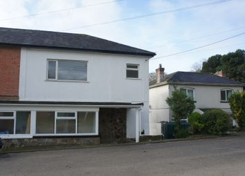 Thumbnail 3 bed semi-detached house to rent in Shepherds, St. Newlyn East, Newquay