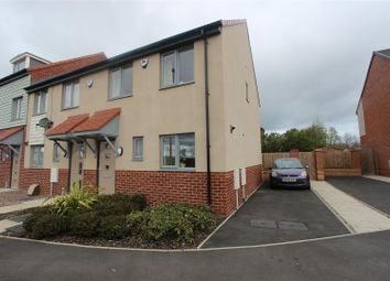 Thumbnail 3 bed terraced house for sale in Water Lily Drive, Darlington