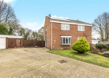 Thumbnail 3 bed semi-detached house for sale in Andrewes Close, Bishops Waltham, Southampton, Hampshire