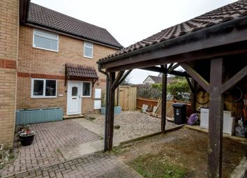 Thumbnail 2 bedroom semi-detached house for sale in Lisle Close, Grange Park, Swindon