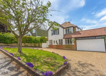 Thumbnail 4 bed detached house for sale in Marlpit Lane, Coulsdon