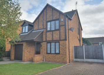Thumbnail 3 bed detached house for sale in Arlott Way, Edlington, Doncaster
