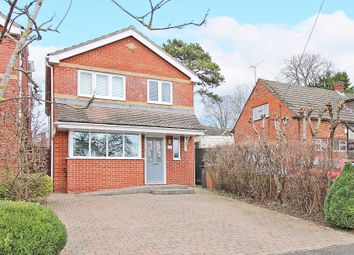 Thumbnail 3 bed detached house for sale in Plantation Road, Andover