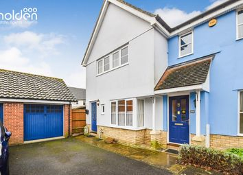 3 bed semi-detached house for sale in Southgate Crescent, Tiptree, Colchester CO5