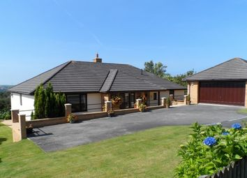 Thumbnail 3 bed bungalow for sale in Bowood Park, Lanteglos, Camelford