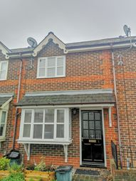 Thumbnail 2 bed terraced house to rent in Hopkins Yard, St Albans, Herts