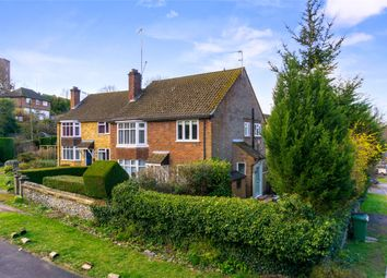 Thumbnail 2 bed maisonette for sale in South Terrace, Dorking, Surrey