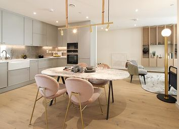 Thumbnail 3 bedroom flat for sale in Upper Richmond Road, London