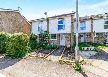Thumbnail 2 bedroom terraced house for sale in Westfield Court, Jersey Farm, St. Albans