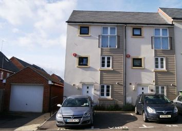 Thumbnail 3 bed semi-detached house to rent in Sinclair Drive, Basingstoke